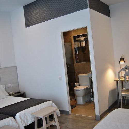 Habitación Doble Superior Hostal San Lorenzo